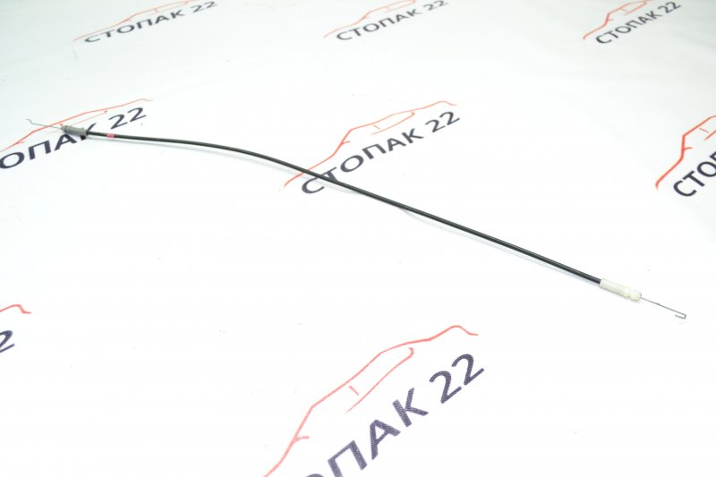 Тросик замка двери Toyota Runx NZE121 1NZ 2002 передний (б/у)