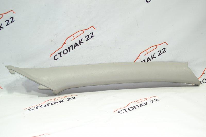 Накладка на стойку кузова Toyota Runx NZE121 1NZ 2002 передняя правая (б/у)