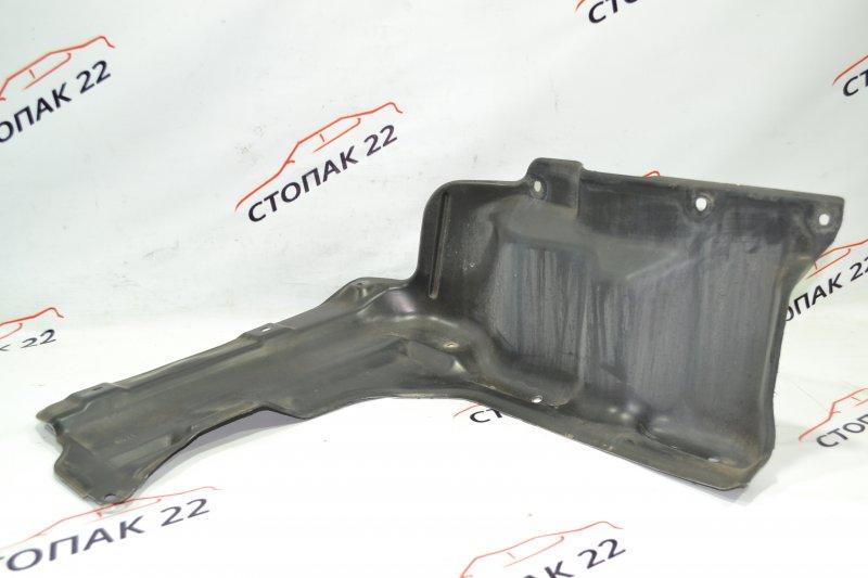 Защита двигателя Toyota Runx NZE121 1NZ 2002 правая (б/у)