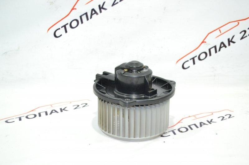 Мотор печки Toyota Runx NZE121 1NZ 2002 (б/у)