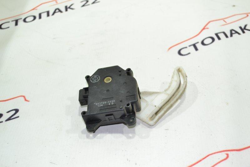 Сервопривод заслонок печки Toyota Runx NZE121 1NZ 2002 (б/у)