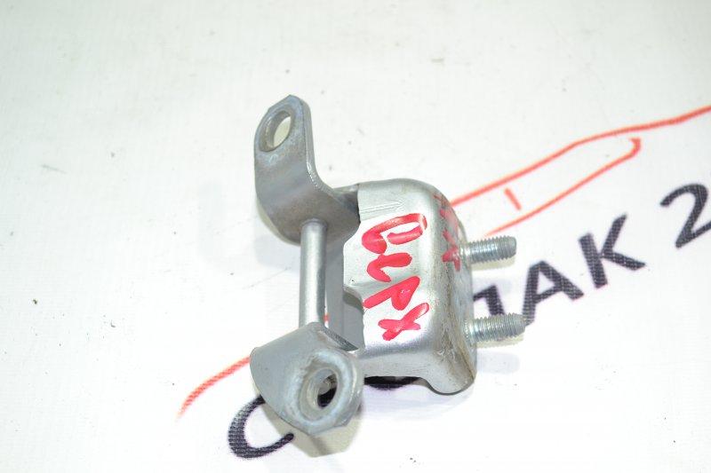 Петля двери Toyota Runx NZE121 1NZ 2002 задняя правая верхняя (б/у)