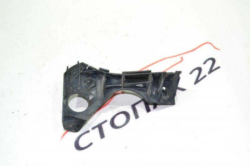 Крепление бампера Toyota Runx NZE121 1NZ 2002 переднее левое (б/у)
