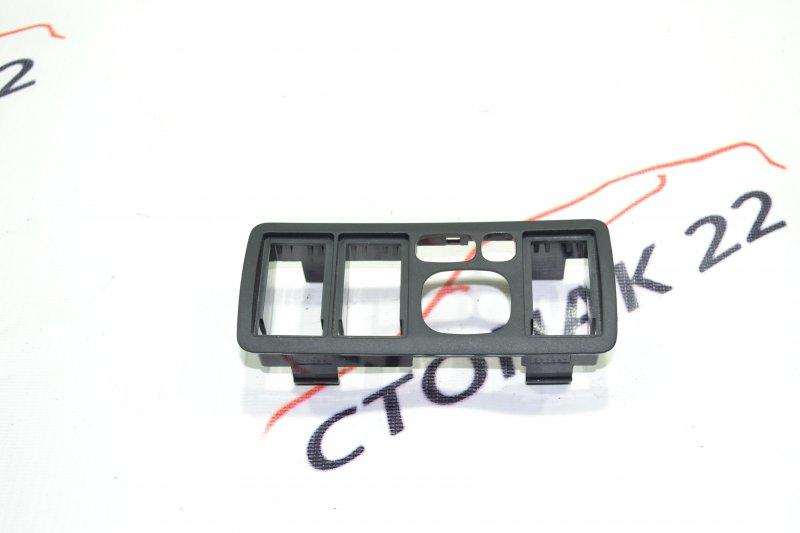 Консоль блока управления зеркалами Toyota Runx NZE121 1NZ 2002 (б/у)