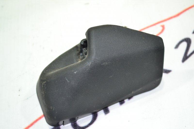 Заглушка на полозья сидений Toyota Runx NZE121 1NZ 2002 (б/у)
