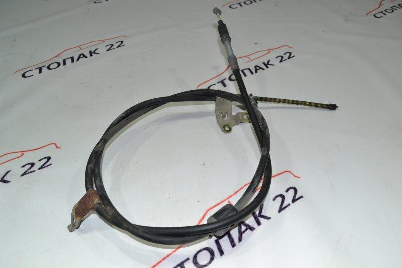 Трос ручника Toyota Runx NZE121 1NZ 2002 (б/у)