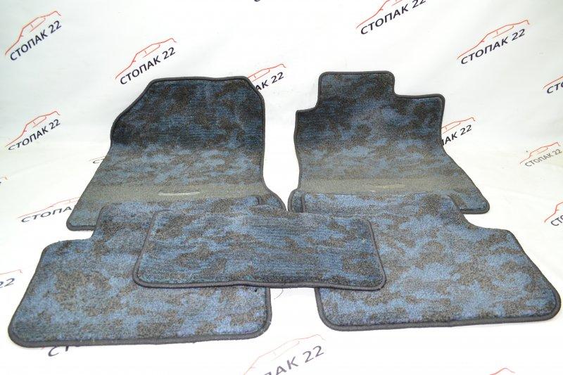 Коврики комплект Toyota Runx NZE121 1NZ 2002 (б/у)