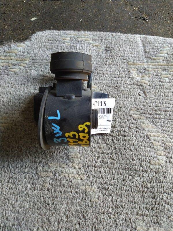 Подушка двигателя Mazda Mpv LWEW L3 левая (б/у)