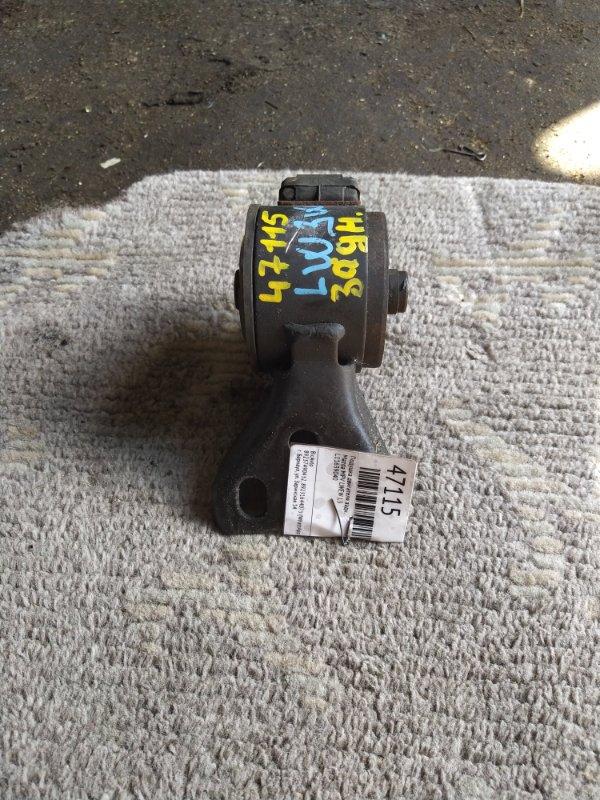 Подушка двигателя Mazda Mpv LWEW L3 задняя (б/у)