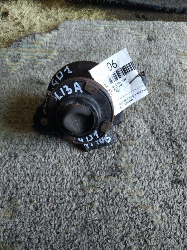 Подушка двигателя Honda Fit GD1 L13A правая (б/у)
