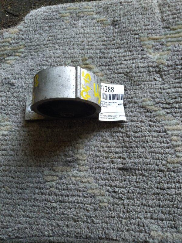 Подушка двигателя Nissan Ad Y11 QG15 передняя (б/у)