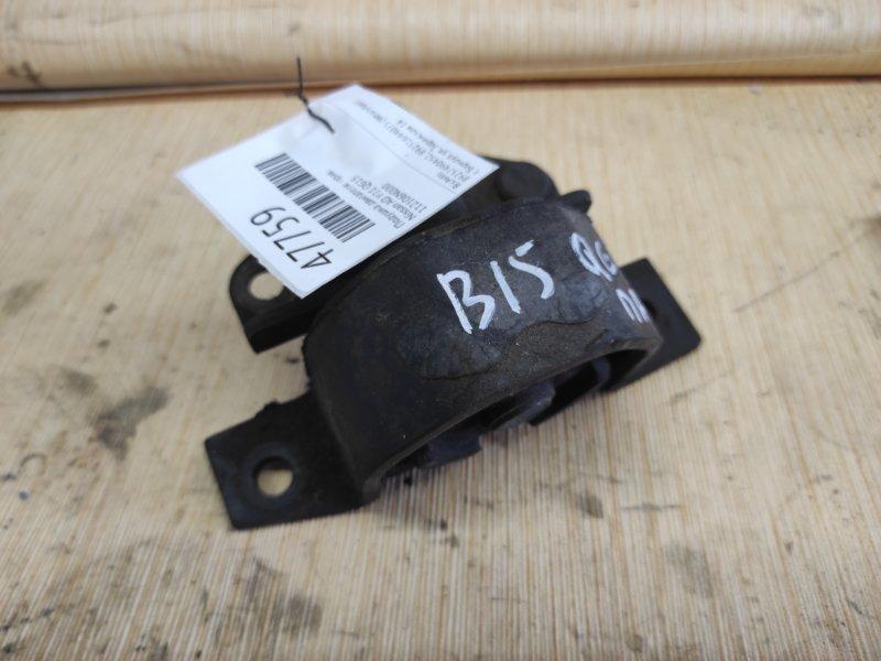 Подушка двигателя Nissan Ad Y11 QG15 правая (б/у)