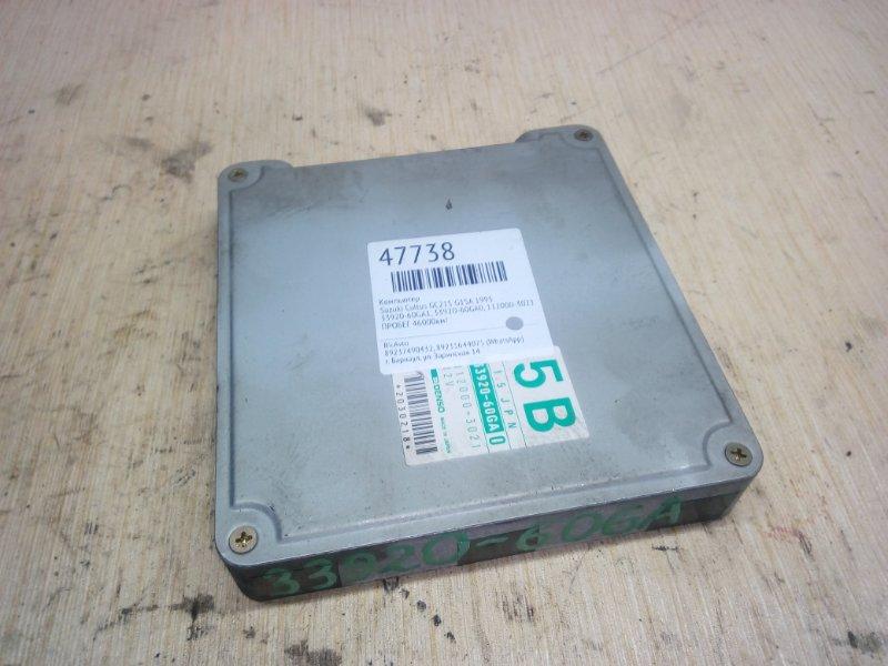Компьютер Suzuki Cultus GC21S G15A 1995 (б/у)