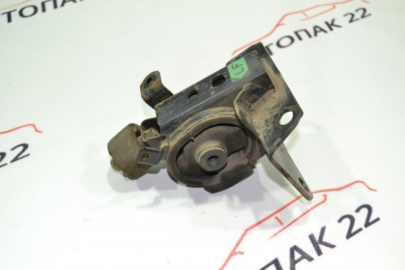 Подушка двигателя Toyota Corolla NZE121 1NZ 2001 левая (б/у)