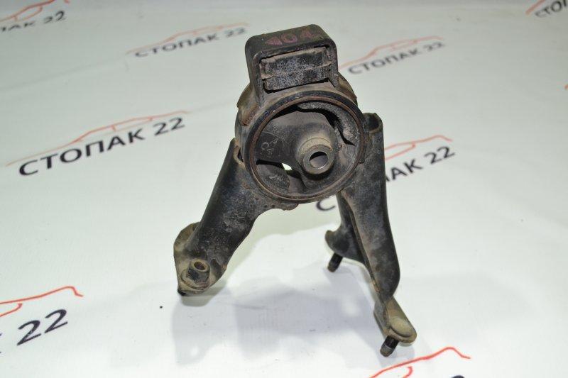 Подушка двигателя Toyota Corolla NZE121 1NZ 2001 задняя (б/у)