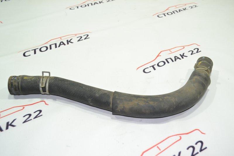 Патрубок радиатора Toyota Corolla NZE121 1NZ 2001 верхний (б/у)