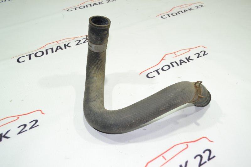 Патрубок радиатора Toyota Corolla NZE121 1NZ 2001 нижний (б/у)