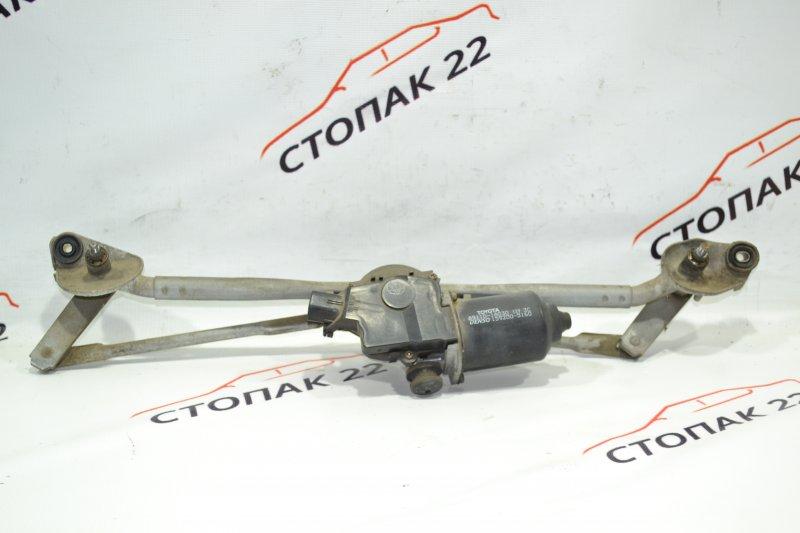 Механизм дворников Toyota Corolla NZE121 1NZ 2001 (б/у)