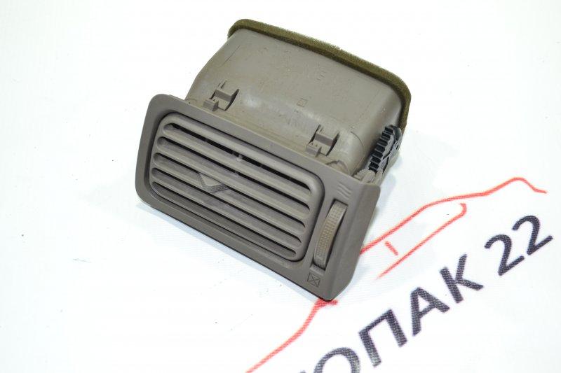 Воздуховод торпеды Toyota Corolla NZE121 1NZ 2001 правый (б/у)