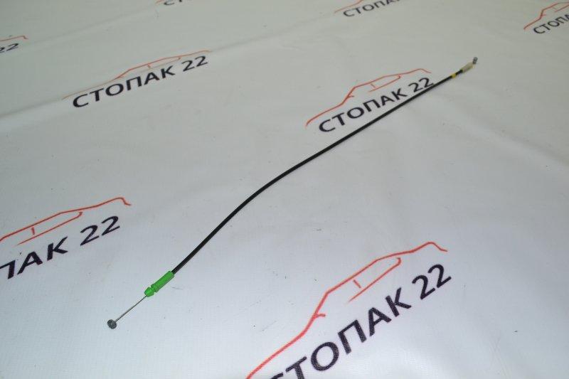 Тросик замка двери Toyota Corolla NZE121 1NZ 2001 задний (б/у)