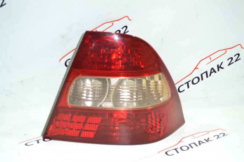 Стоп Toyota Corolla NZE121 1NZ 2001 правый (б/у)
