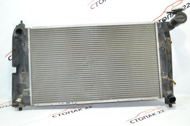 Радиатор двс Toyota Corolla NZE121 1NZ 2001 (б/у)
