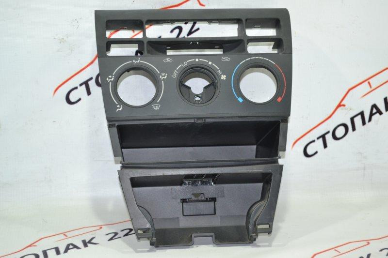 Консоль климат-контроля Toyota Corolla NZE121 1NZ 2001 (б/у)