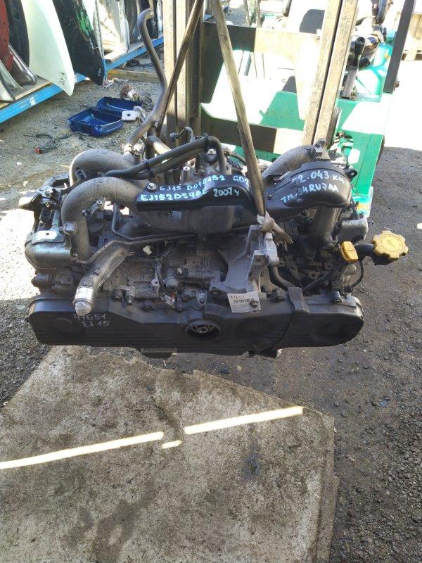 Двигатель Subaru Impreza GD2 EJ152 2007 (б/у)