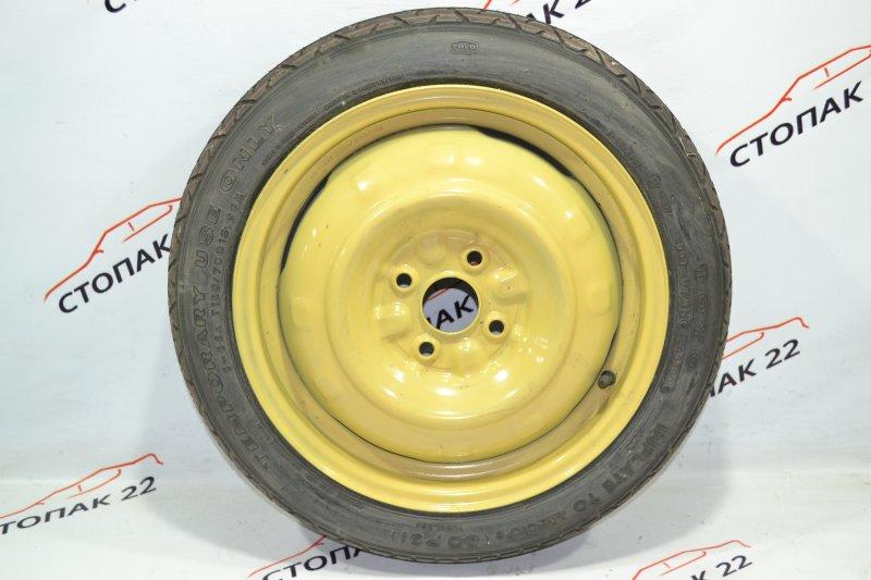 Колесо запасное Toyota Corolla NZE121 1NZ 2001 (б/у)
