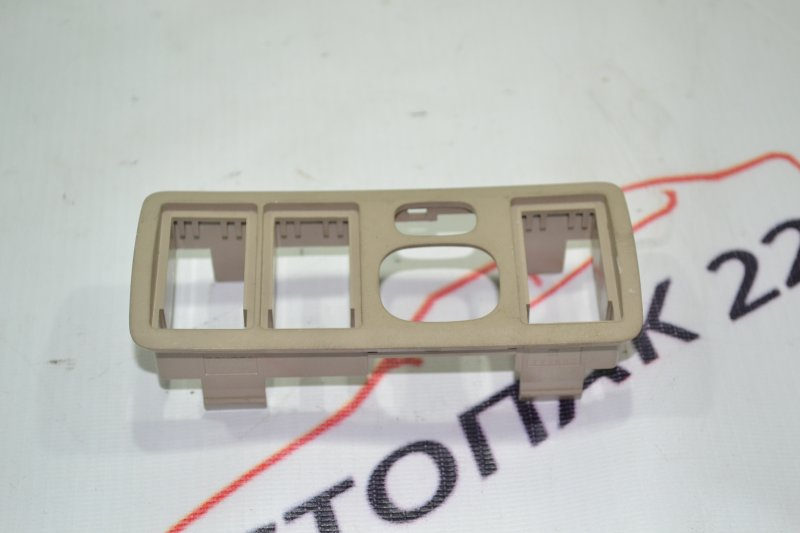 Консоль блока управления зеркалами Toyota Corolla NZE121 1NZ 2001 (б/у)