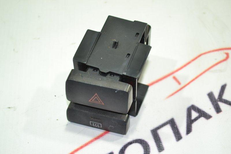Кнопка аварийки Toyota Corolla NZE121 1NZ 2001 (б/у)