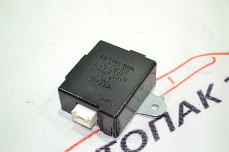 Блок управления дверьми Toyota Corolla NZE121 1NZ 2001 (б/у)