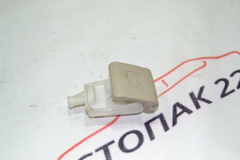 Ручка открывания капота Toyota Corolla NZE121 1NZ 2001 (б/у)