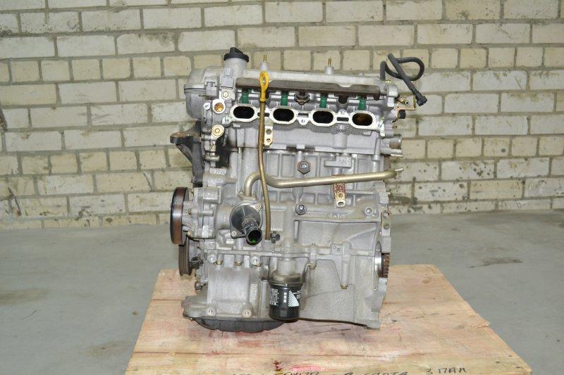 Двигатель Toyota Corolla NZE121 1NZ 2001 (б/у)