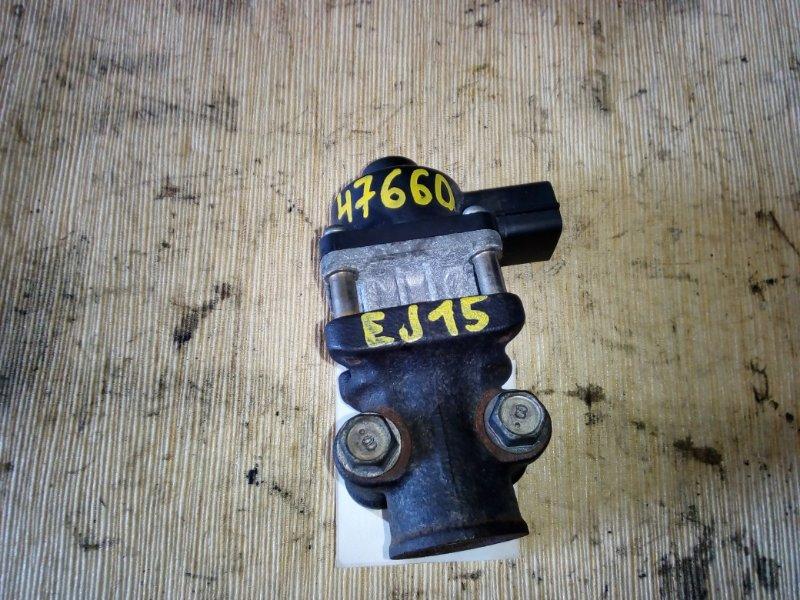 Клапан egr Subaru Impreza GD2 EJ152 2007 (б/у)