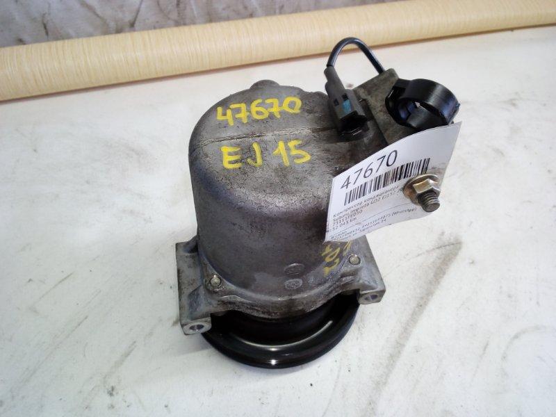 Компрессор кондиционера Subaru Impreza GD2 EJ152 2007 (б/у)