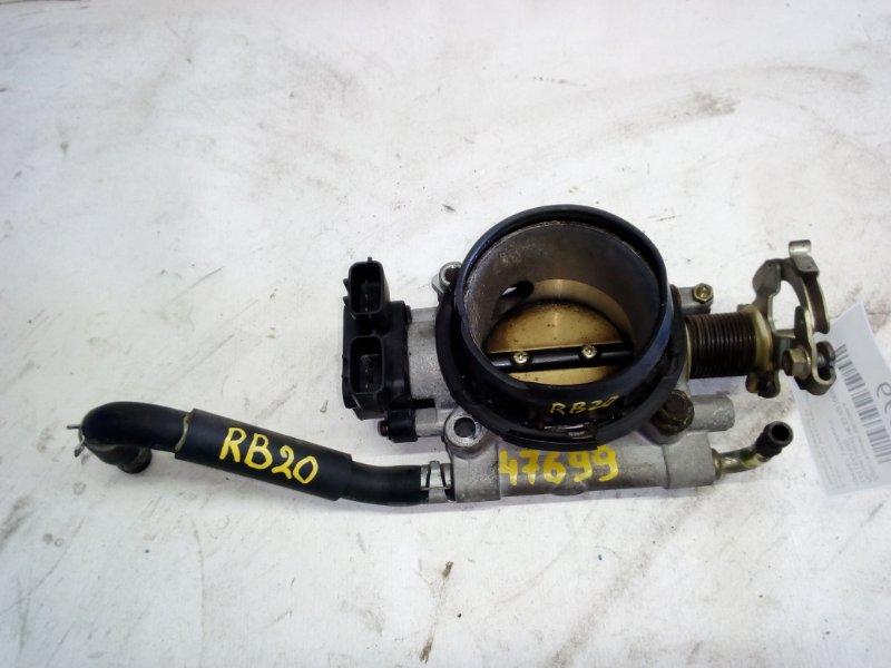Дроссельная заслонка Nissan Laurel HC35 RB20DE 1997 (б/у)