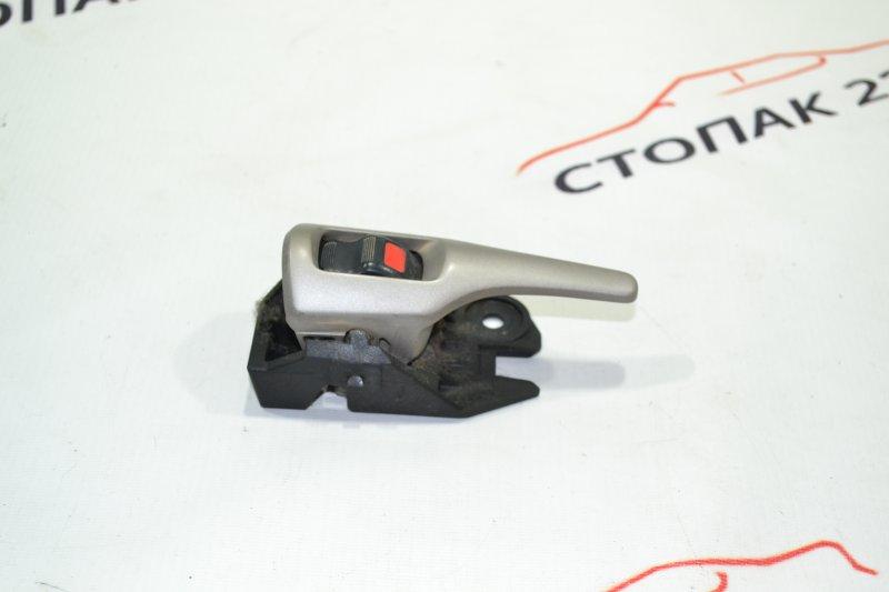 Ручка двери Toyota Corolla NZE121 1NZ 2001 правая (б/у)