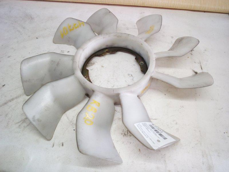 Крыльчатка вентилятора Nissan Laurel HC35 RB20DE 1997 (б/у)