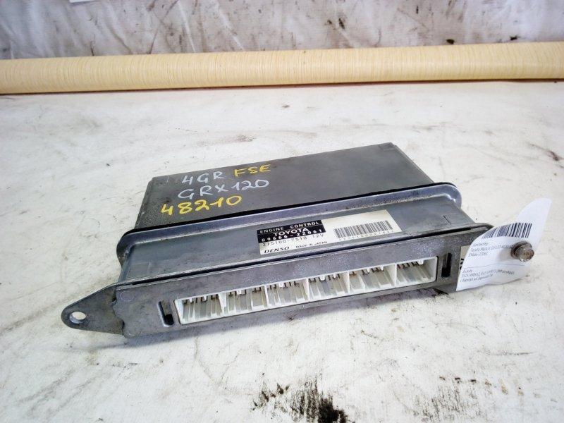 Компьютер Toyota Mark X GRX120 4GRFSE 2006 (б/у)