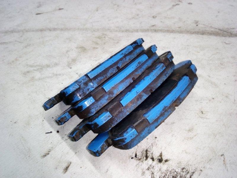 Тормозные колодки Subaru Legacy BP5 заднее (б/у)
