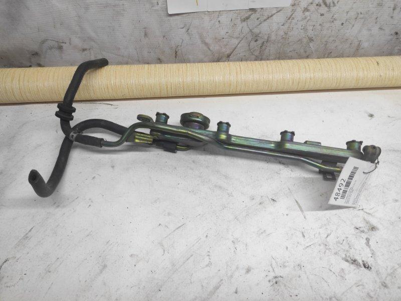 Топливная рейка Honda Stream RN1 D17A (б/у)