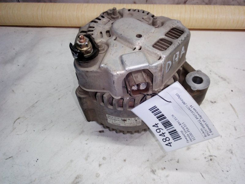 Генератор Honda Stream RN1 D17A (б/у)