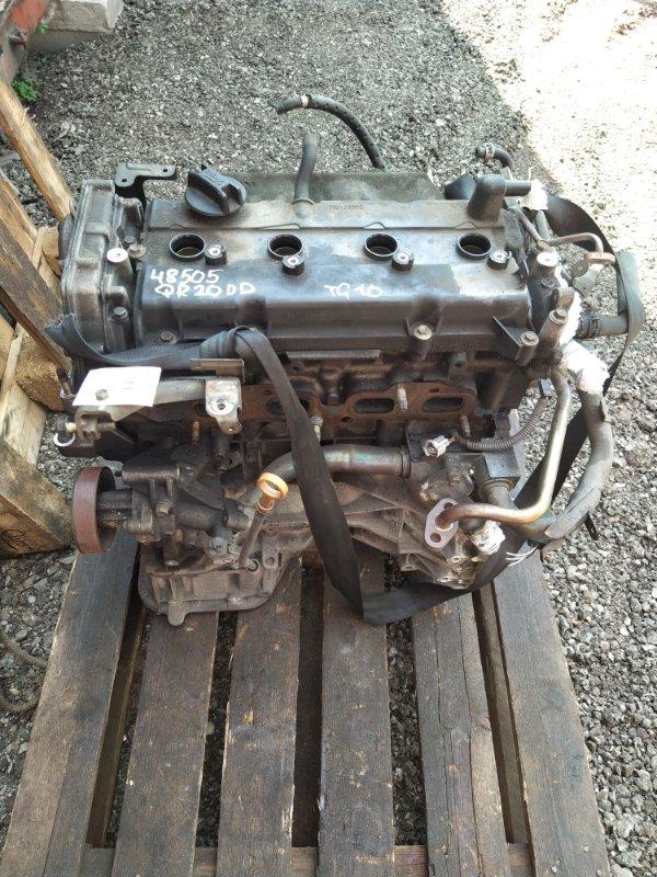 Двигатель Nissan Bluebird Sylphy TG10 QR20DD 2003 (б/у)