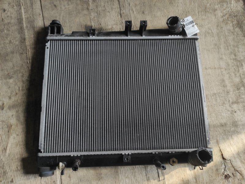 Радиатор двс Toyota Funcargo NCP20 1NZ (б/у)