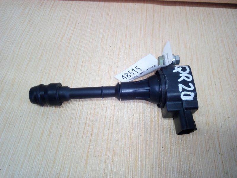 Катушка зажигания Nissan Bluebird Sylphy TG10 QR20DD 2003 (б/у)