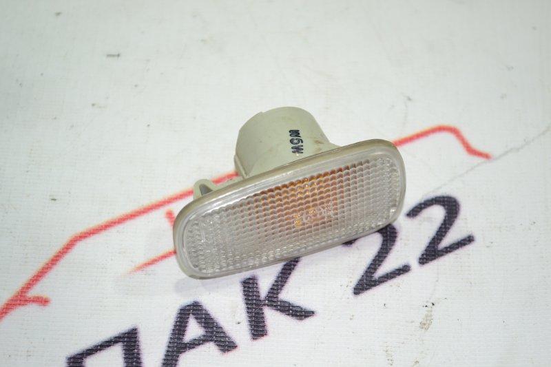 Повторитель в крыло Toyota Spacio NZE121 1NZ 2002 левый (б/у)