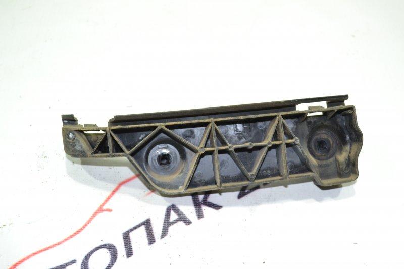 Крепление бампера Toyota Spacio NZE121 1NZ 2002 заднее левое (б/у)