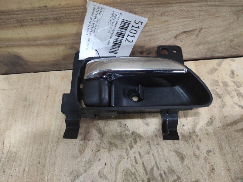 Ручка двери внутренняя Subaru Forester SJ5 правая (б/у)