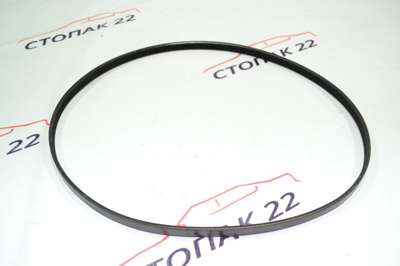 Ремень ручейковый Toyota Corolla NZE124 1NZ 2006 (б/у)